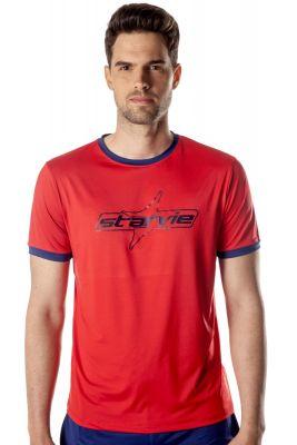 Camiseta tecnica Red Fire padel hombre StarVie