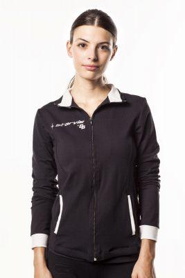 Chaqueta Elegance Black de pádel para mujer - StarVie by BB