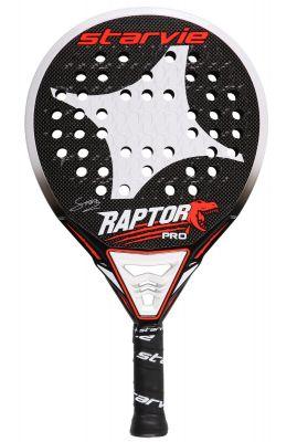 Pala de pádel Raptor Pro - Colección 2020 StarVie