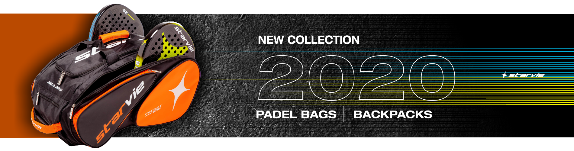 Padel Bags Collection 2020 StarVie