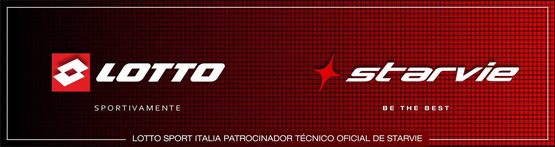 Lotto Sport Italia y StarVie, nueva colaboración en el sector del pádel