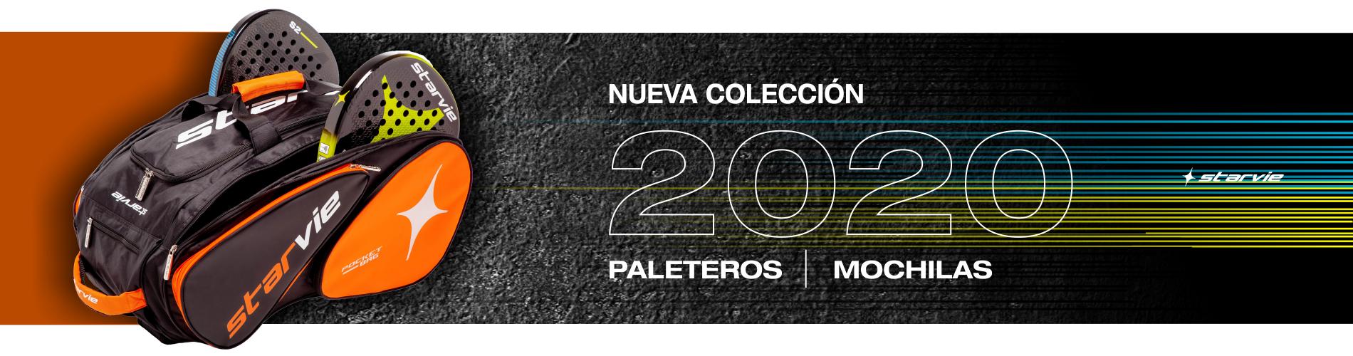 Bolsas, Paleteros y Mochilas Coleccion 2020 StarVie