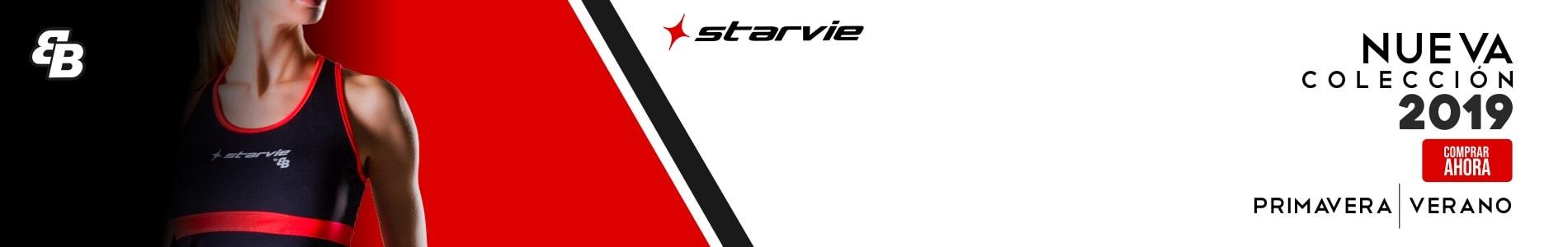 Coleccion ropa padel mujer verano StarVie by BB
