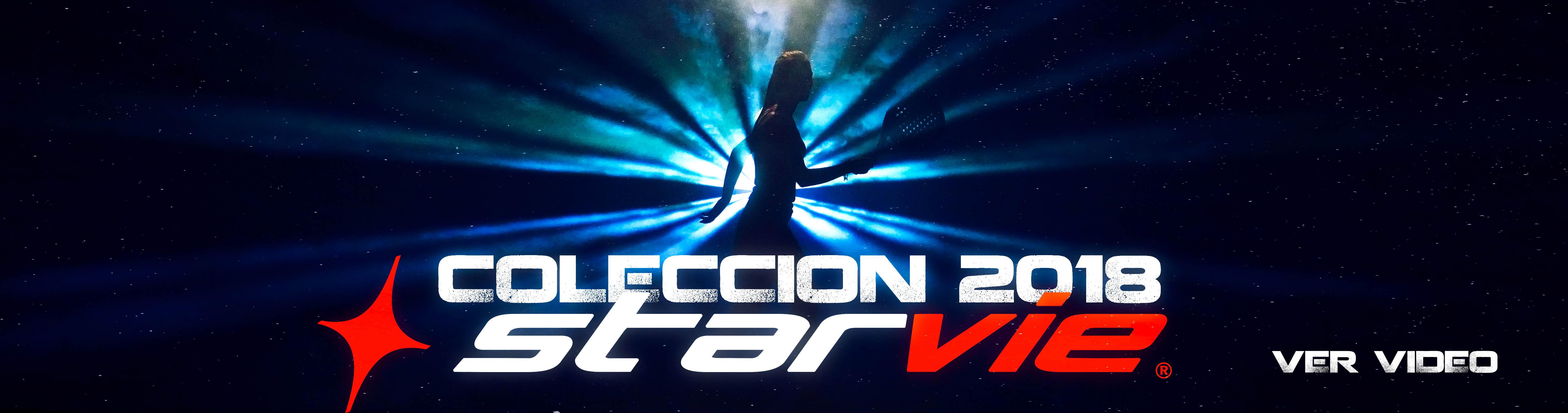 Video Coleccion Palas de Pádel 2018 - StarVie