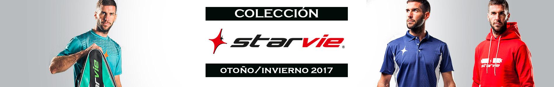Colección Otoño Invierno de Pádel de Hombre 2017 - StarVie