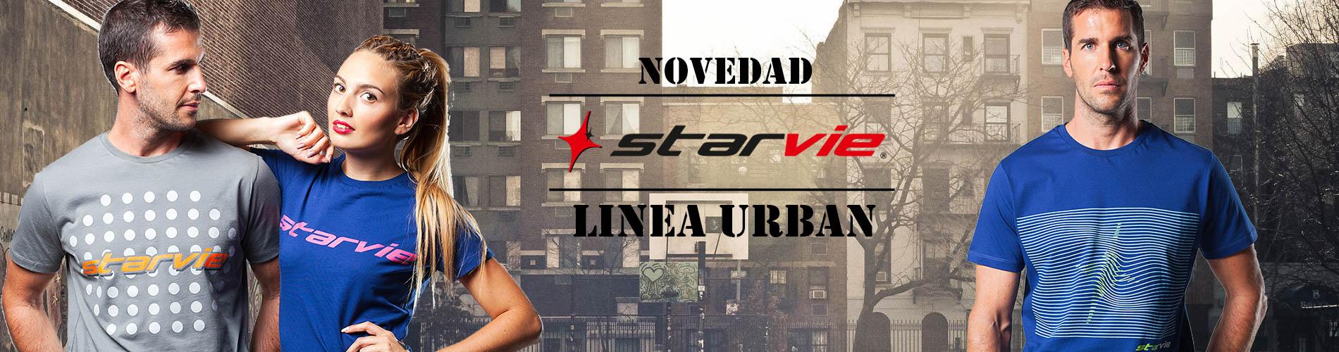 Novedad: Linea Urban de Pádel - StarVie