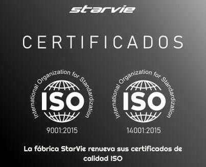 Certificados calidad ISO