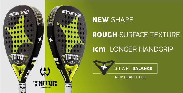Collection 2020 Padel Rackets