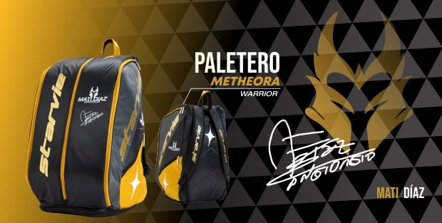 Paletero padel StarVie Metheora Warrior