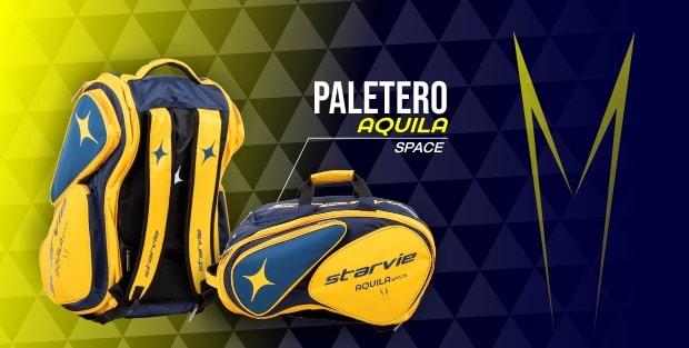 Paletero padel StarVie Pocket bag Aquila Space